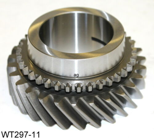 WT297-11 Muncie M20 M21 4 Speed 3rd Gear