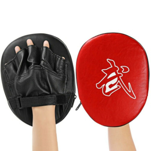 Pugilism Boxing Glove Strike Mitt Punch Pad Training Kick Defense Shield Private