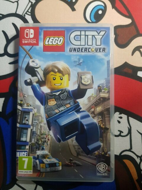 lego city undercover nintendo switch 2017 for sale