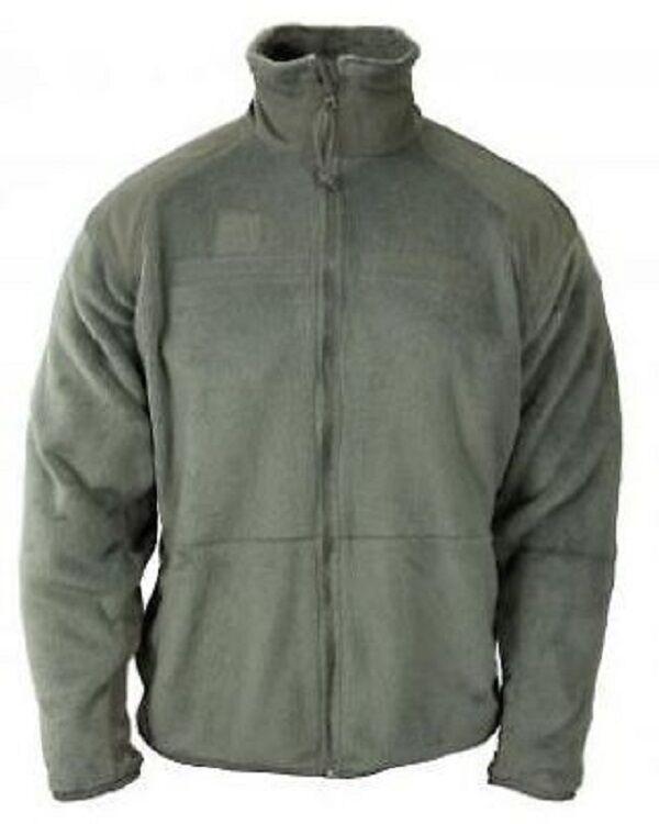 US ARMY ECWCS Gen III UCP ACU Polartec Jacke Fleecejacke coat XXLL XXLarge Long