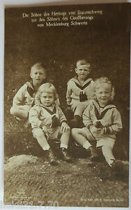 Herzogtum-Mecklenburg-Schwerin-Prinzen-Kinder-25703