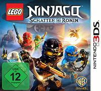 LEGO Ninjago: Schatten des Ronin   Nintendo DS   3DS   gebraucht in OVP