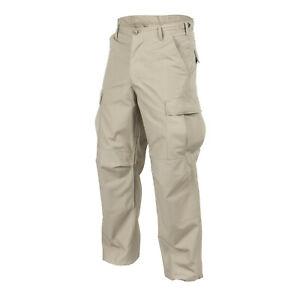 Helikon Tex Tactical Us Bdu Pantalon Outdoor Army Pants Kaki Beige Xll Xlarge Long-afficher Le Titre D'origine