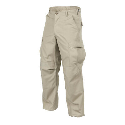 Helikon Tex Tactical Us Bdu Outdoor Hose Army Pants Khaki Beige Xll Xlarge Long Noch Nicht VulgäR