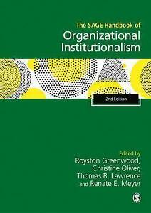 The-SAGE-Handbook-of-Organizational-Institutionalism-by-NEW-Book-FREE-amp-FAST