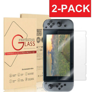 For-Switch-Ultra-Clear-Slim-Premium-Tempered-Glass-Screen-Protector-2-Pack-JH