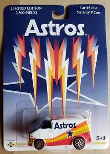 HOUSTON ASTROS #5 in a 9 Car Series - Die Cast Car
