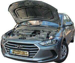 Ajuste-Hyundai-Elantra-ad-2014-19-Capo-Puntal-Amortiguador-Capo-Muelle-De-Gas-Kit-x2-soporta