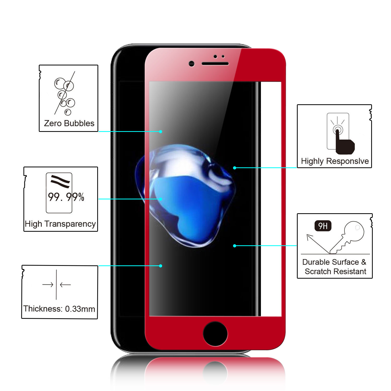 iphone 6 3d full cover iphone 6s panzerglas schutzfolie. Black Bedroom Furniture Sets. Home Design Ideas