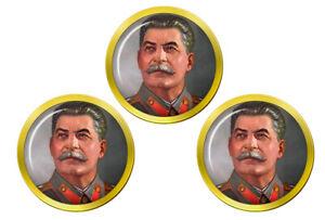 Joseph-Staline-Marqueurs-de-Balles-de-Golf
