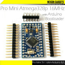Pro Mini 5V 16Mhz Atmega 328p Board for Arduino smaller than Nano,UNO ATMEGA328