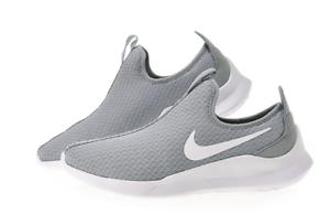 Nike Viale SLP Slip On Light Gray All