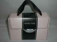 Mary Kay Consultant Emollient Cream Empty Pink Gift Bag Box Lot Of 30 Boxes