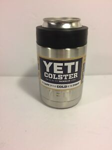 Yeti-Rambler-Insulated-Stainless-Steel-Colster-Silver