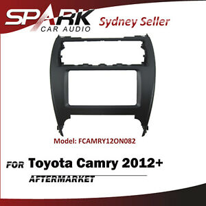 SP-Double-DIN-Facia-Kit-Fascia-Panel-Plate-Dash-For-Toyota-Camry-2012