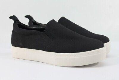 Scotlyn Sneaker 8.5 Black Canvas