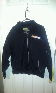 Nascar wind jacket mens size xl