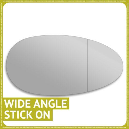Côté Droit pour Rover 25 45 Streetwise 99-05 Aile Miroir Grand Angle
