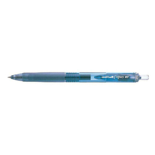 Mitsubishi Uni-ball Signo RT Rollerball Gel pen 0.5mm Blue Black UMN-105