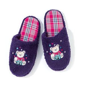 Avon Ava Bear Slippers (New & Sealed)