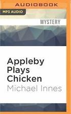 Inspector Appleby: Appleby Plays Chicken 14 by Michael Innes (2016, MP3 CD,...