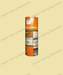 Image Is Loading Schluter Ditra Xl 5 16 034 Underlayment Membrane