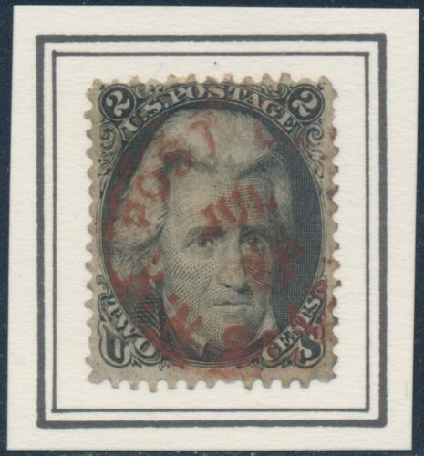 #73 VF USED WITH RED CARRIER CANCEL UNLISTED CV $185++ BS3911