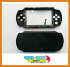 Carcasa Repuesto Negra PSP E1000 Original Black Cover