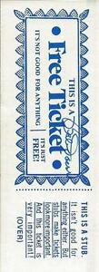 Bob Bobby Doerr Autographed Ticket Red Sox