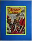 ACTION 252 Pin up Poster Frame Ready DC 1st SUPERGIRL