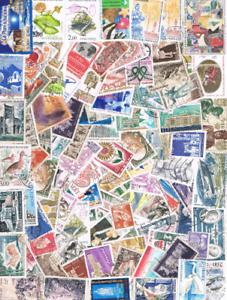 Lot-50-Timbres-France-Obliteres-Pochette-Tous-Differents-Stamps-Sellos-Briefm