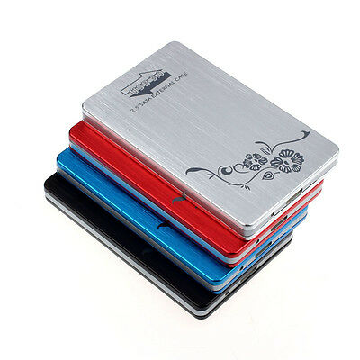 USB 3.0 External Storage Case 2.5 Inch SATA Hard Disk Drive HDD SSD Enclosure