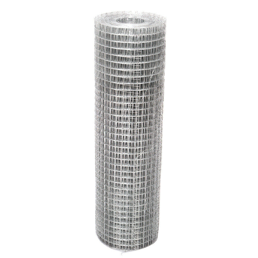 Square Hexagonal Wire Mesh Metal security Cages Fencing Garden Electro Plated