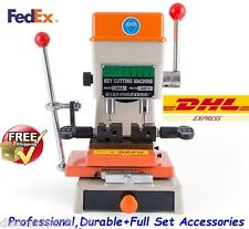 Key Duplicating Machine Laser Automatic Cutting & Full Set Cutters Locksmith