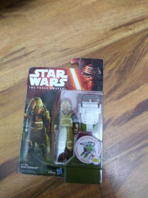 Star Wars el Despertar de la Fuerza Goss Toowers Figura Disney Hasbro 2015