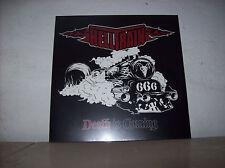 Helltrain - Death is Coming - LP - neu - limited 300 - In Flames - Death Metal