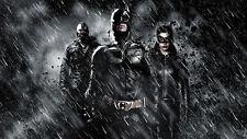 """The Dark Knight Rises Batman Joker Movie Wall 40/"""" x 24/"""" Poster D024"""