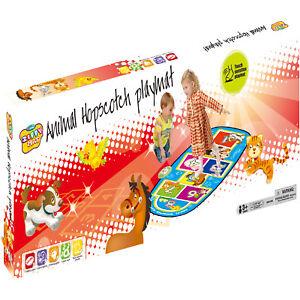 Kids électronique DJ Style Musique Tapis de Jeu Musical Touch Tune Sound Art Fun Playmat