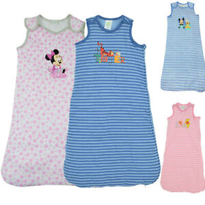 Baby-Schlafsack-Disney-Babybekleidung-Strampler-Strampelsack-Oko-Tex-Gr-70-90