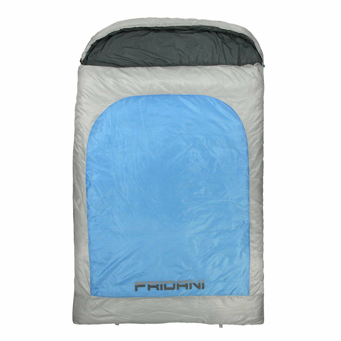 Fridani BB 235D Double - Sacco a pelo a coperta, 235x150cm, 3900 g, -22°C (ext),