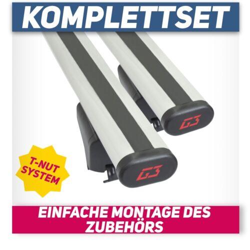 GA7-IR Peugeot 508 SW Kombi ab 11 Glasdach Alu Dachträger kompl