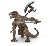 Papo 38975 Dragon Mutant Warrior Fantasy Model Toy Game Role Play Figure - Nip