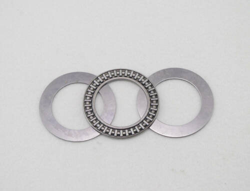 1pcs 35 x 52 x 2mm AXK3552 Thrust Needle Roller Bearing With Two Washers Each