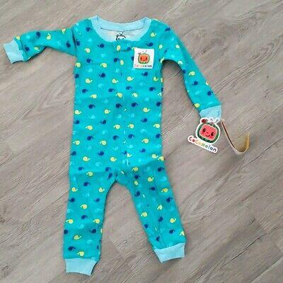 Cocomelon Girls Pyjamas Snuggle Fit