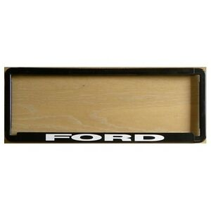 Novelty-Number-Plate-Frame-Ford-Car-Auto-Accessories-Gift