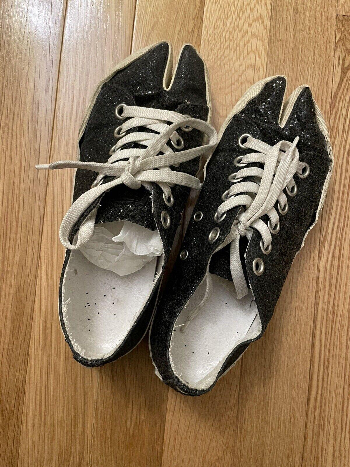 maison martin margiela women's shoes tabi 35 5 - image 2