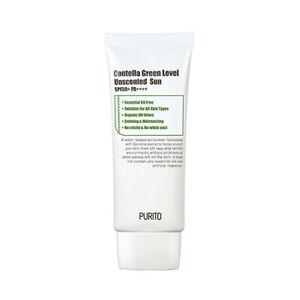 [PURITO] Centella Green Level Unscented Sun SPF50+ PA++++ 60ml