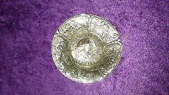 Platter, Bronze platte