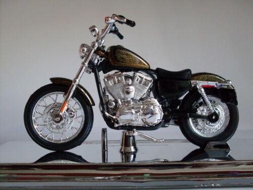 Harley Davidson modelo maisto moto 1:18 33 2012 seventy-two