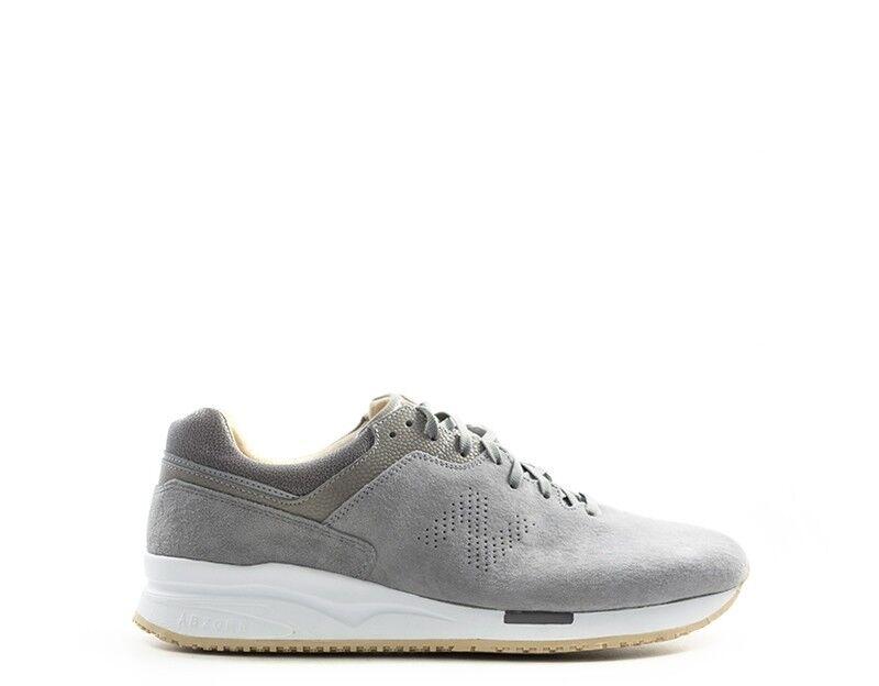 shoes NEW BALANCE Man Sneakers trendy GREY Nubuck ML2016GY